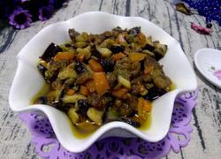 自制香菇肉酱