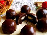 杏仁巧克力的做法[图]