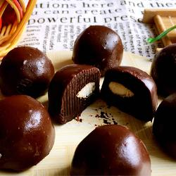 杏仁巧克力