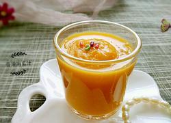 香滑南瓜汁