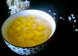 菠萝银耳汤