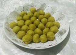 黄米面汤圆