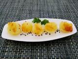 黄金芝虾丸的做法[图]