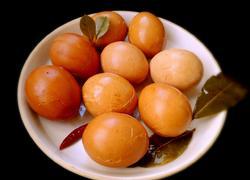 五香茶鸡蛋