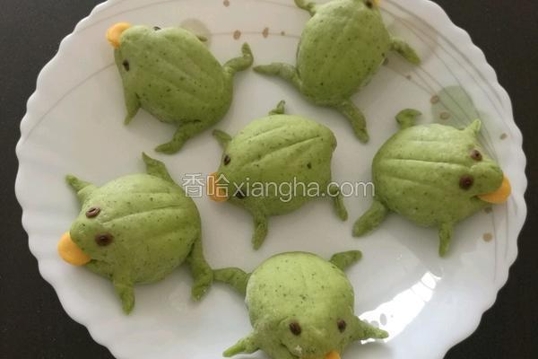 菠菜汁招财蛙