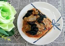 鱼香白菜叶