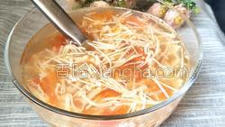 金针菇汤的做法图解17