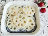 凉拌糖醋藕片的做法[图]