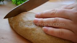 全麦面包的做法图解9