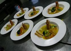 咖喱大明虾