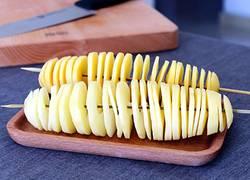 巧切风琴土豆