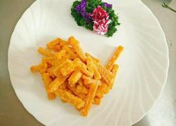 鸭蛋黄焗南瓜