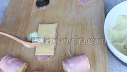 培根土豆卷的做法图解13