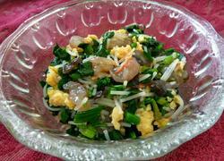菠菜虾仁鸡蛋饺子馅