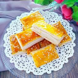 酥脆千层饼干(植物油版)