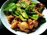 青椒回锅的做法[图]