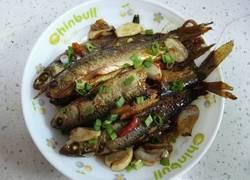 红烧江鲜小鱼