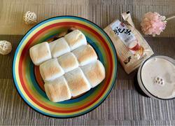 棉花糖烤吐司