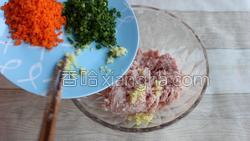 百叶卷肉的做法图解5
