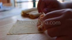 百叶卷肉的做法图解15