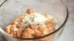 豆豉鸡丁的做法图解6