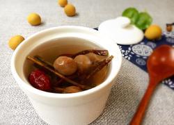 桂圆石斛汤