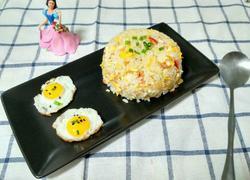 叉烧蛋炒饭
