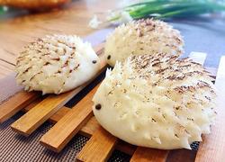 刺猬红豆包