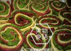 五彩煎饼卷