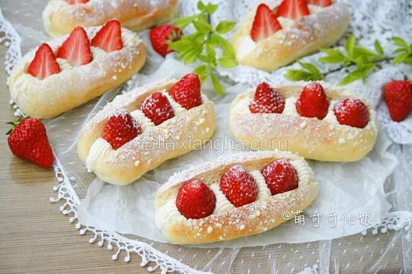 草莓小甜心_草莓小甜心的做法_菜谱_香哈网