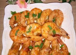 干锅海基围虾