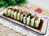 日式牛油果拌豆腐的做法[图]