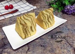 抹茶斑马纹蛋糕(六寸)