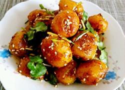 香辣孜然小土豆