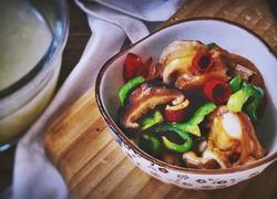 黄焖鸡米饭(健康无油 低脂肪)