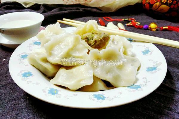 水饺三部曲之煮(完结篇)