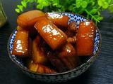 陈皮红烧肉的做法[图]