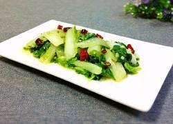 猪油小白菜