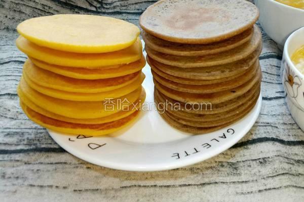 玉米面小饼