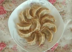 蒸饺……鸡蛋西葫芦洋葱馅