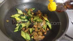 香菇炒黄瓜的做法图解21