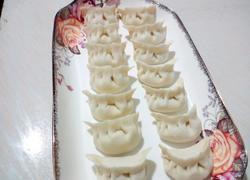 猪肉白菜馅水饺