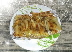 烤土豆条(孜然味)