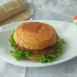 奶包猪排汉堡