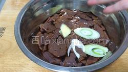 猪肝菠菜汤的做法图解13