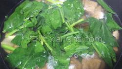 猪肝菠菜汤的做法图解24