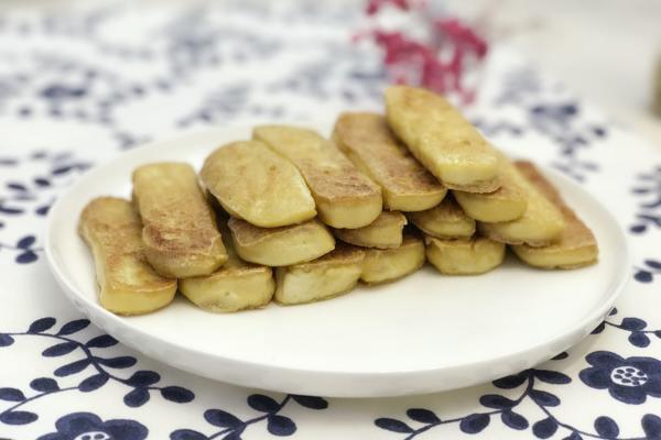 煎潮汕豆干