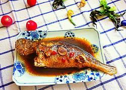 红烧黄花鱼#年夜饭