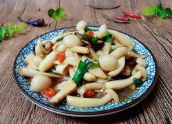 蚝油三菌菇