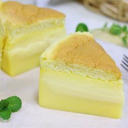 魔法蛋糕的做法[图]